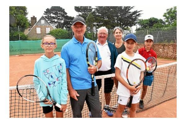 Patrimoine. Le mini Roland-Garros costarmoricain fête ses 90 ans Sans_406