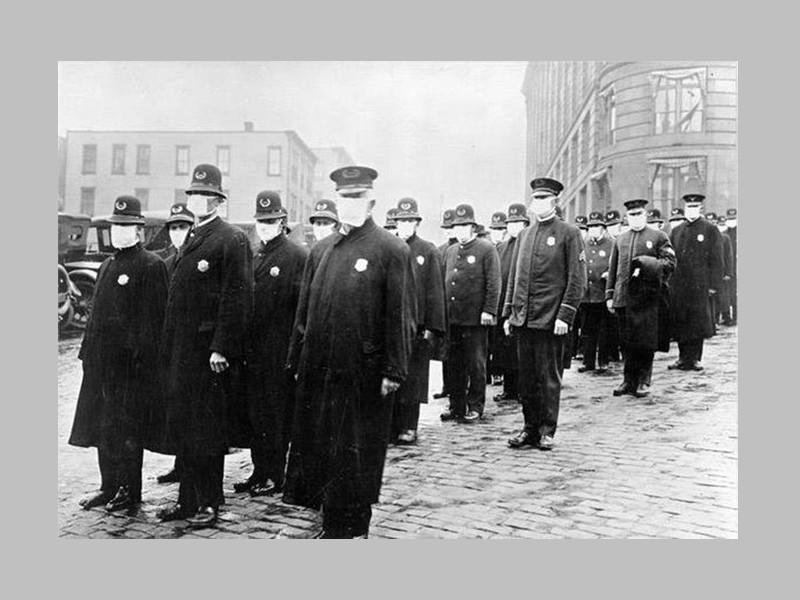 Il y a 100 ans, la grippe « espagnole » s'abattait sur le monde Sans_470