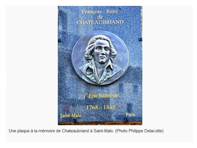 Chateaubriand. Breton, royaliste et précurseur du romantisme  Sans_668