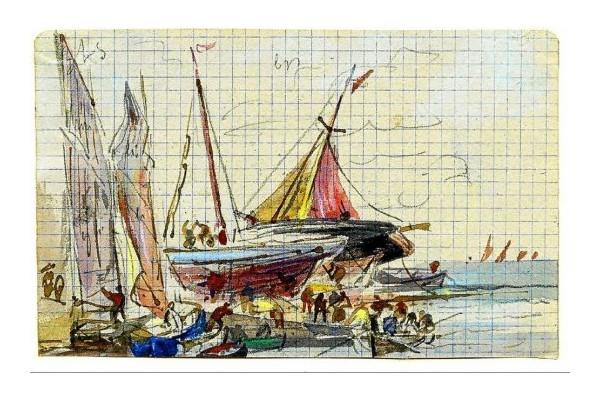 Louis-Marie Faudacq, le peintre douanier  Sans_703