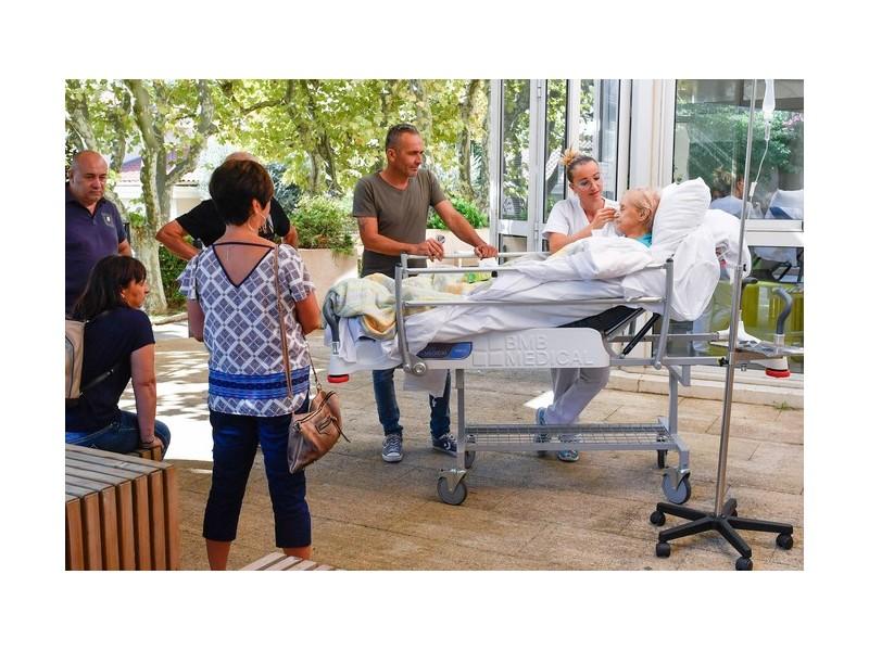 « En soins palliatifs, chaque personne est respectée jusqu'au bout » Sans_720