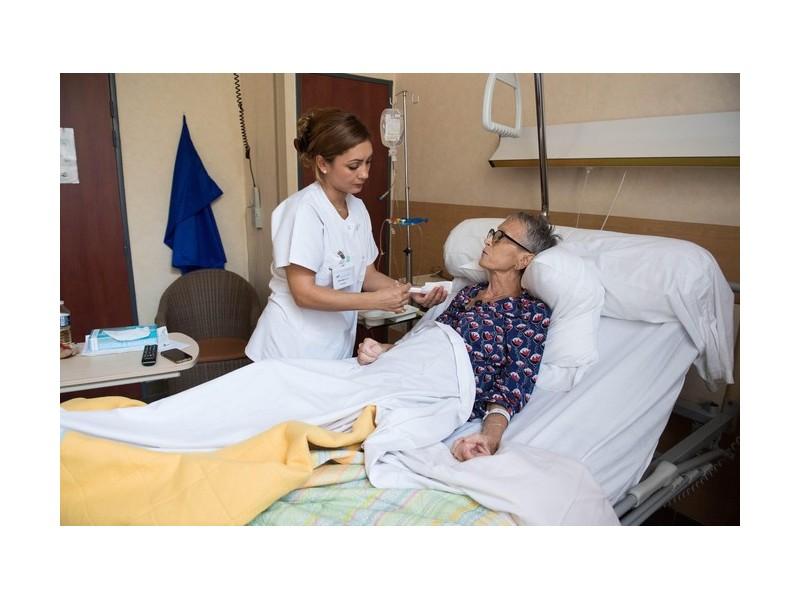 « En soins palliatifs, chaque personne est respectée jusqu'au bout » Sans_722