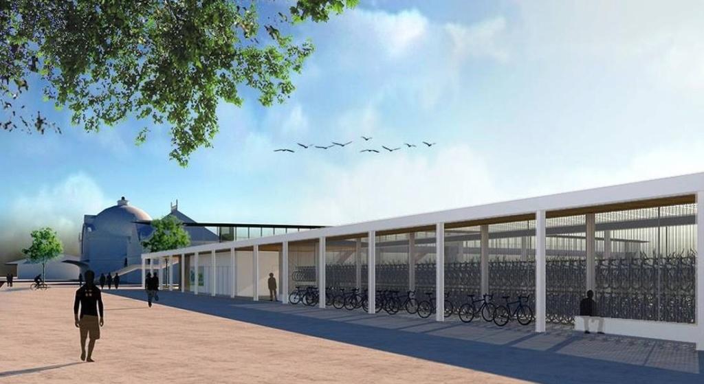Saint-Brieuc. La future maison du vélo va changer le paysage à la gare Sans_814