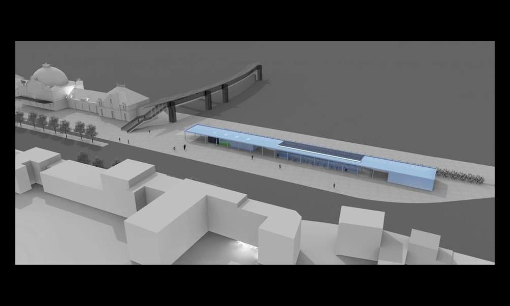 Saint-Brieuc. La future maison du vélo va changer le paysage à la gare Sans_815
