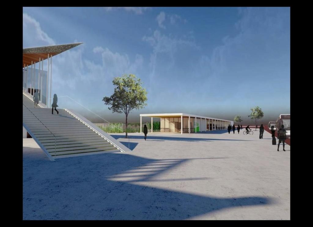 Saint-Brieuc. La future maison du vélo va changer le paysage à la gare Sans_816