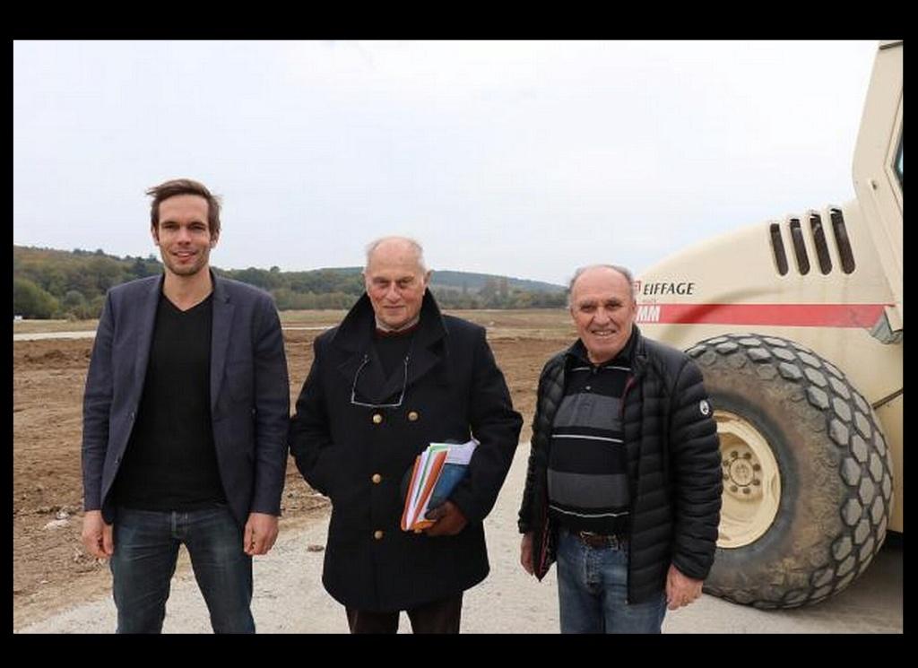 Bretagne. La plus grande ferme solaire de la région sort de terre à Baud Sans_818