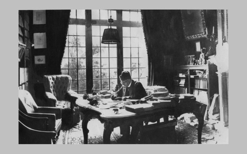 Comment Clemenceau a vécu le 11 novembre 1918 Sans_900