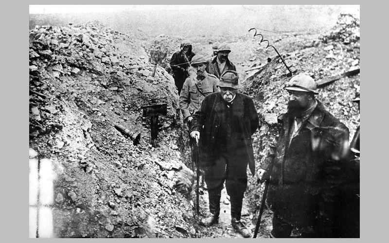 Comment Clemenceau a vécu le 11 novembre 1918 Sans_901