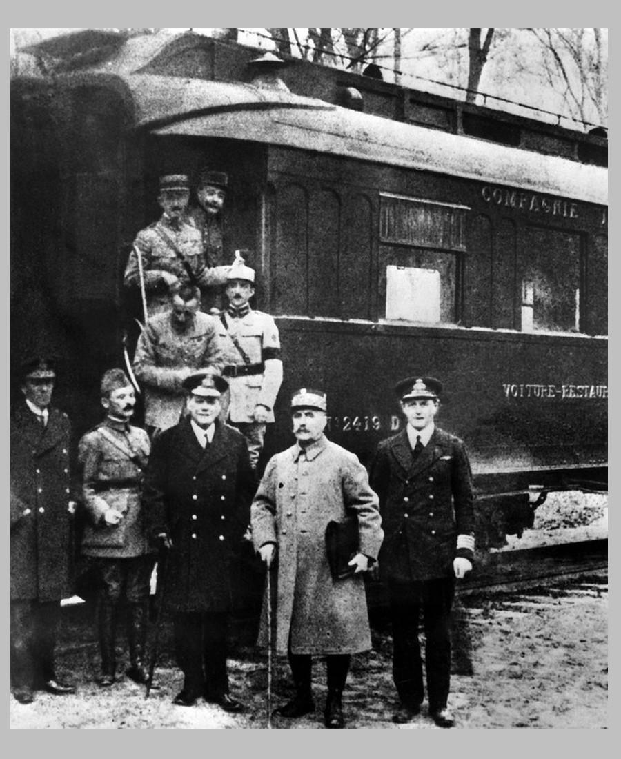 Comment Clemenceau a vécu le 11 novembre 1918 Sans_903