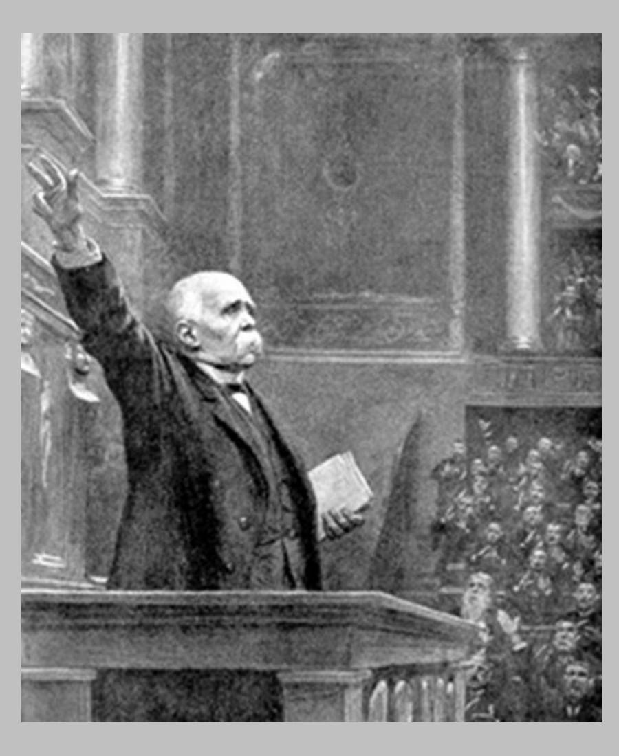 Comment Clemenceau a vécu le 11 novembre 1918 Sans_904