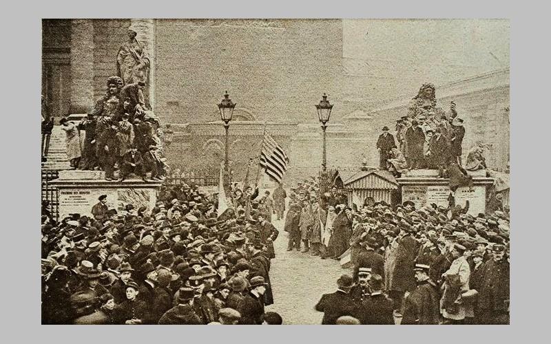 Comment Clemenceau a vécu le 11 novembre 1918 Sans_905