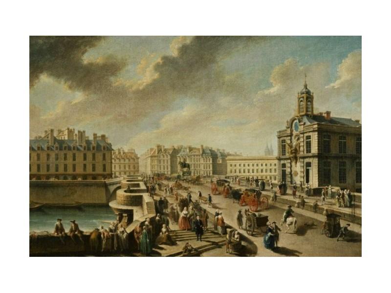 Paris sans voiture, on en rêvait déjà en 1790 Sans_920