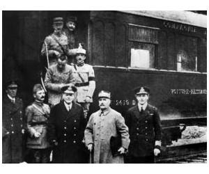 Centenaire du 11 novembre 1918: l'histoire mouvementée du wagon de l'armistice  Sans_928
