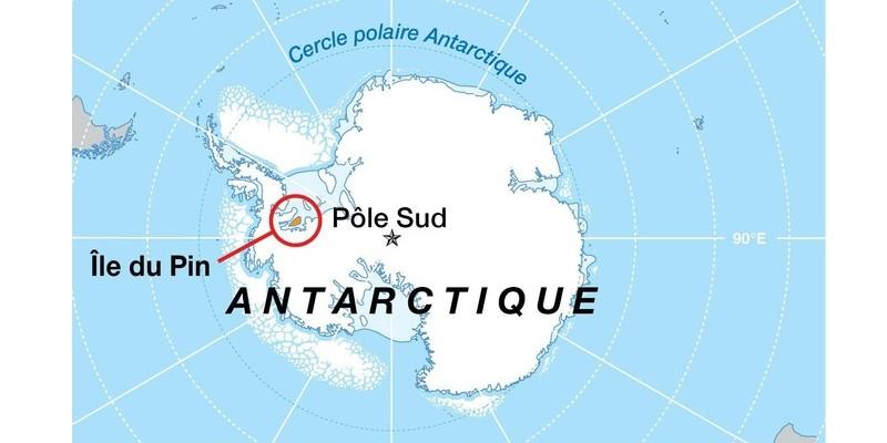 Un nouvel iceberg géant menace de faire monter le niveau des mers Vb12