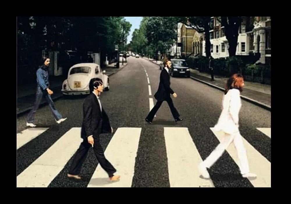 Les Beatles - Abbey Road, Londres. Ww26