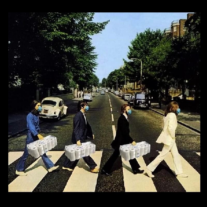 Les Beatles - Abbey Road, Londres. Ww27