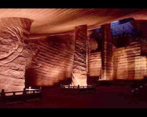 Les anciennes cavernes chinoises de Longyou : un mystère qui vient de loin X512