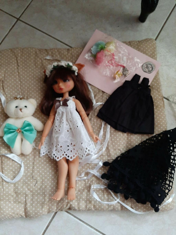 A VENDRE bjd nympheas doll NEGOCIABLE  15576110