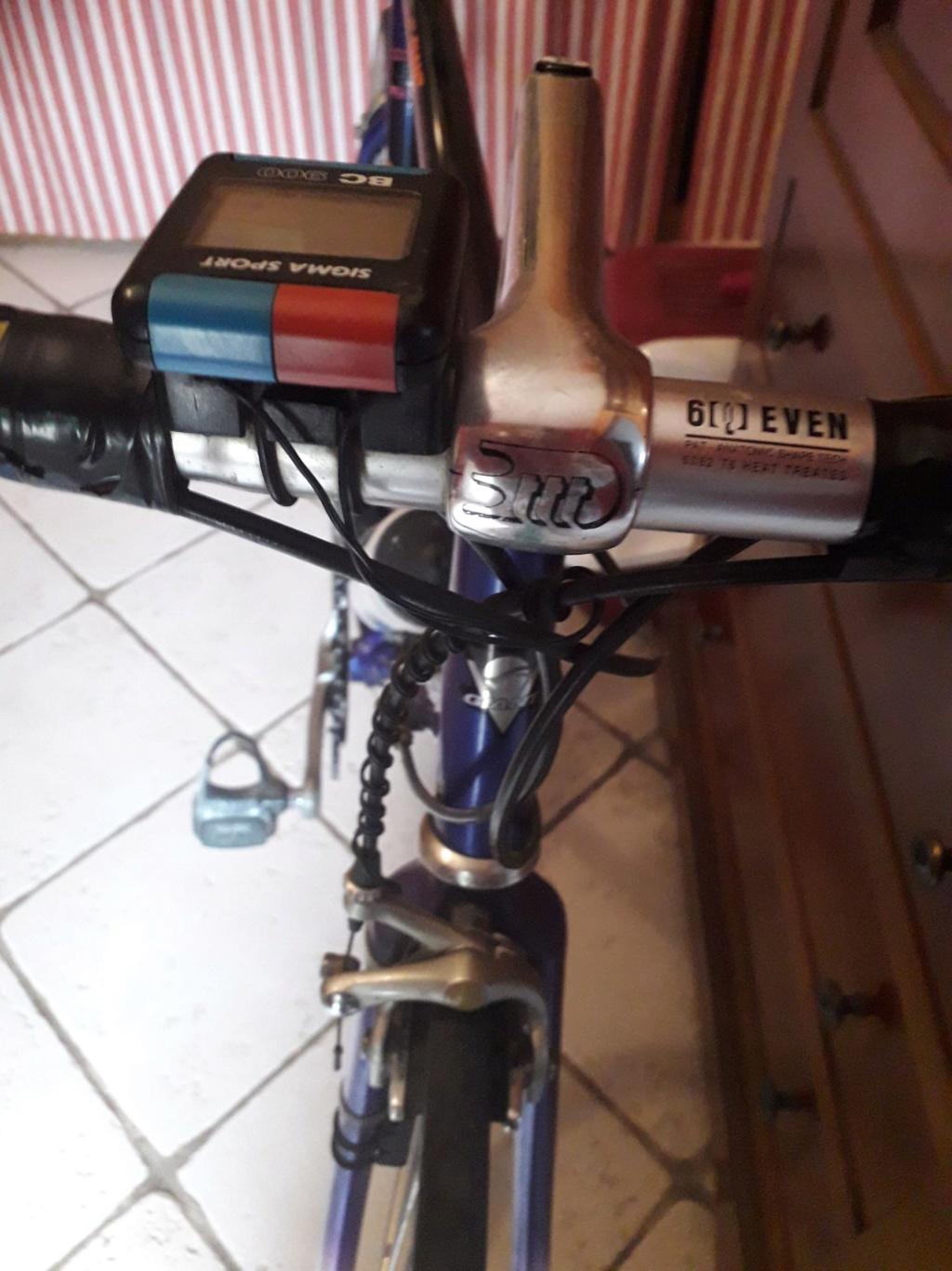 Vélo Giant Cadex 10393710