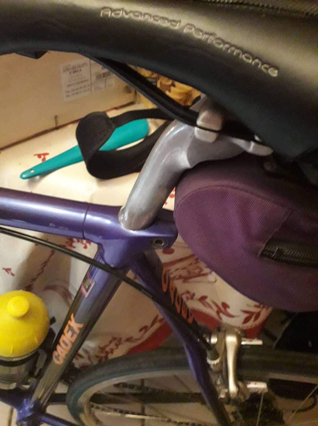 Vélo Giant Cadex 10409110
