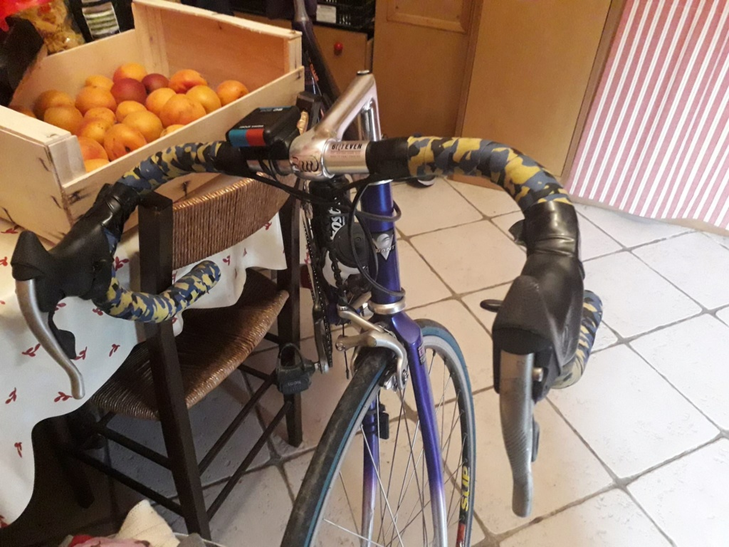 Vélo Giant Cadex 10409910