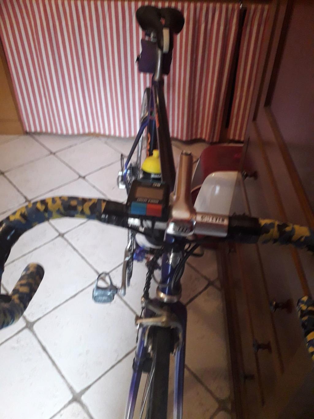 Vélo Giant Cadex 10430110