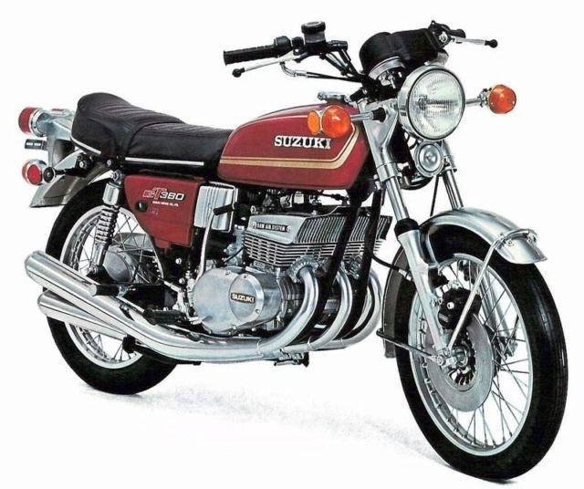 SUZUKI A 100 ANS : HISTORIQUE ET MODÈLES MARQUANTS Suzuki10