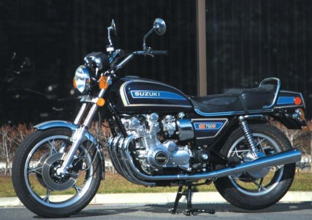 SUZUKI A 100 ANS : HISTORIQUE ET MODÈLES MARQUANTS Suzuki12