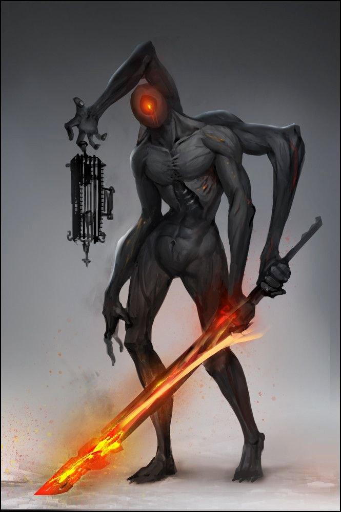 Les monstres sauvages Dzomon10