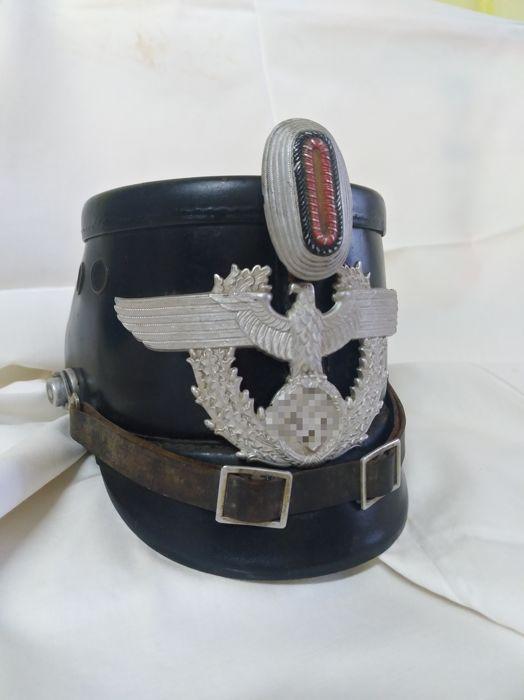 shako police allemande ww2 126