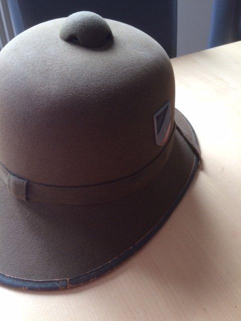 casque tropical allemand ww2 1412