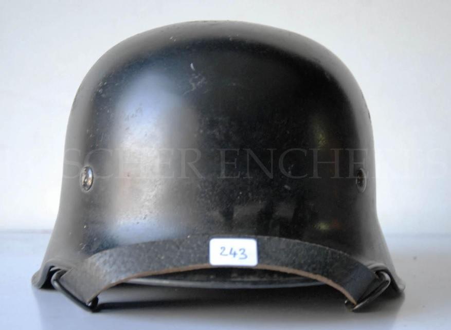 casque police allemande WW2 212