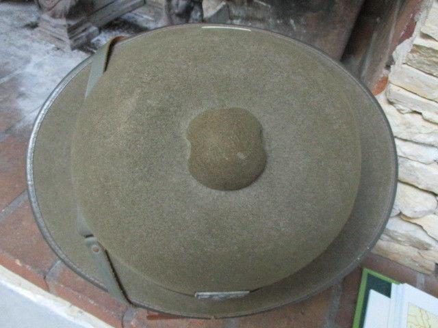 casque allemand WW2 armée du sud 311