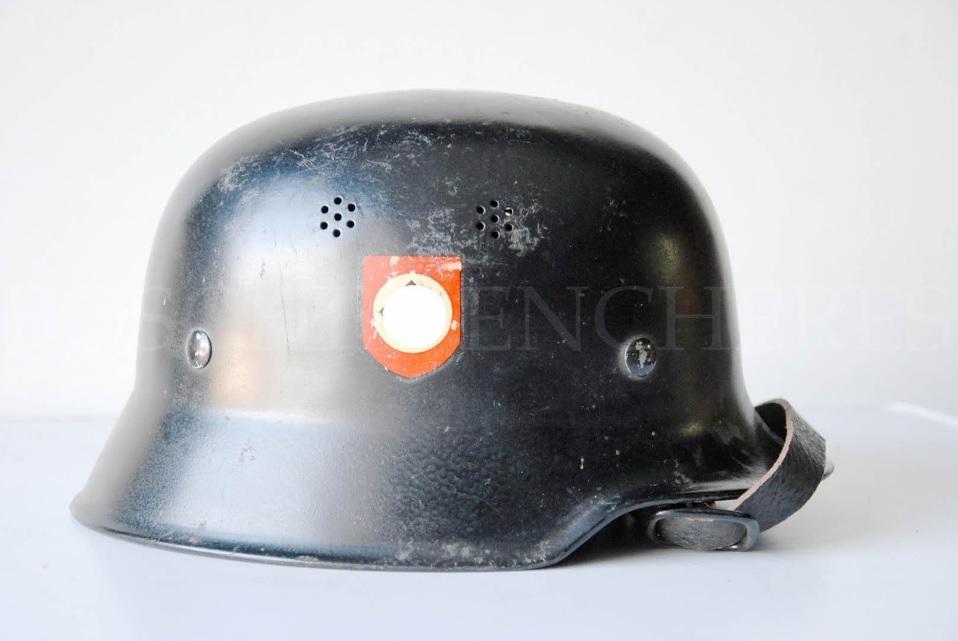 casque police allemande WW2 313