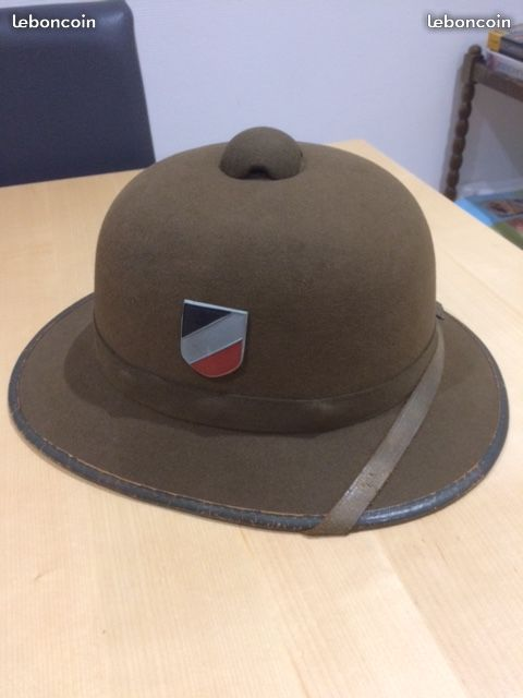 casque tropical allemand ww2 329