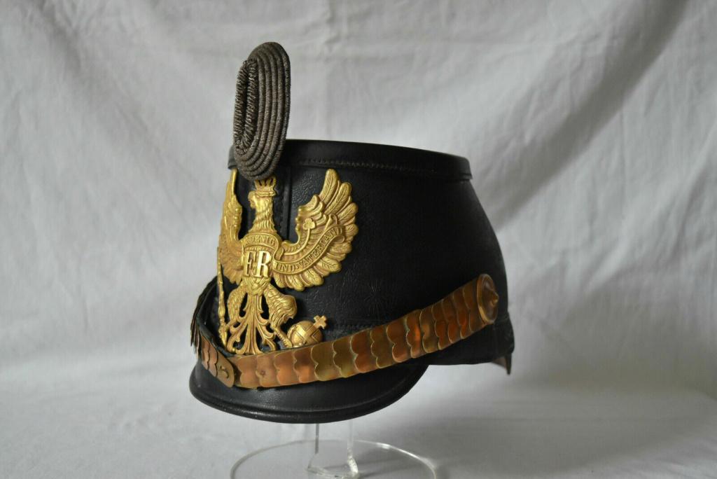 shako prussien 339