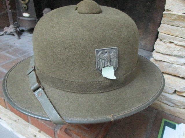 casque allemand WW2 armée du sud 412