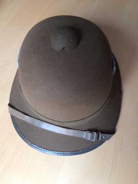 casque tropical allemand ww2 920