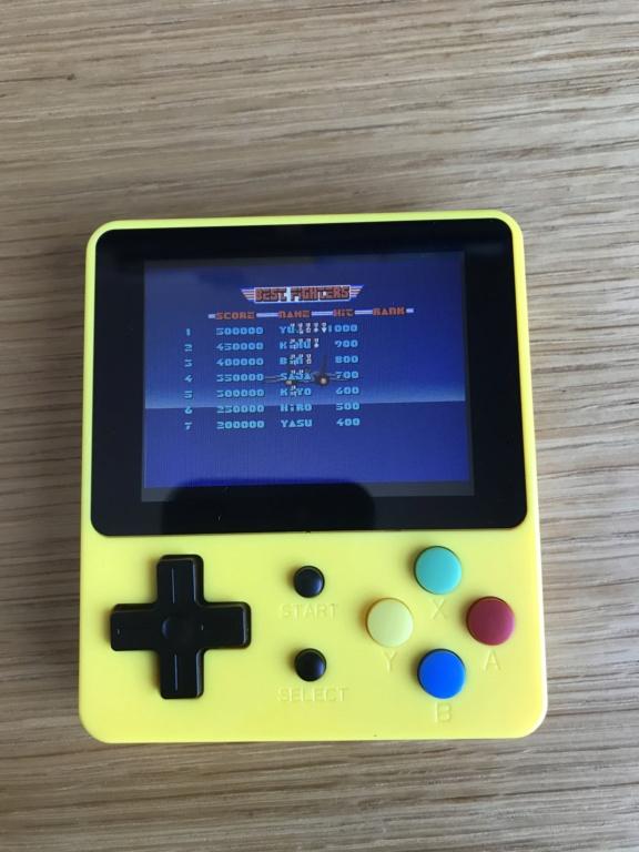 [Vends] mini Console LDK Game Jaune Img-0010