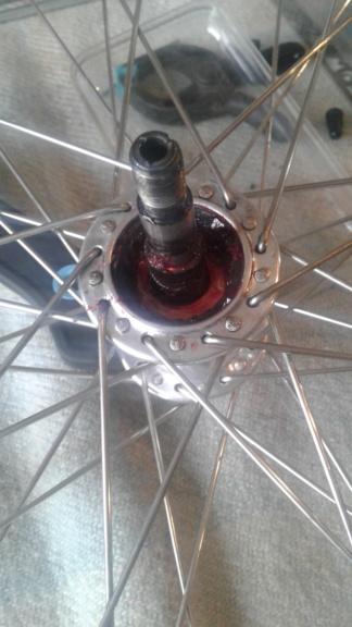 Problème remontage corps de roue libre campa. 20201018