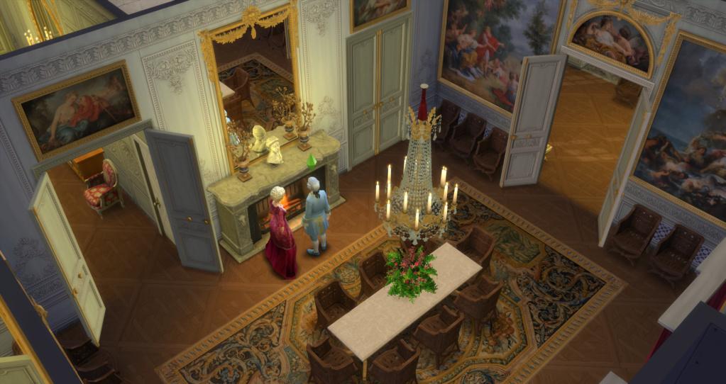 Le Petit Trianon... version Les Sims ! 25-01-10