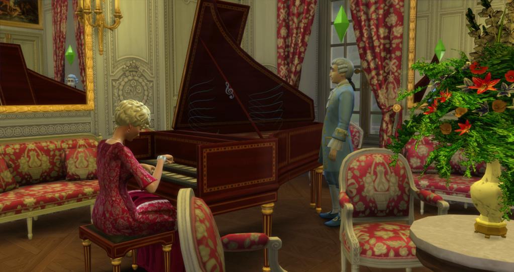 Le Petit Trianon... version Les Sims ! 25-01-11