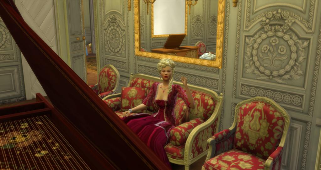 Le Petit Trianon... version Les Sims ! 25-01-12
