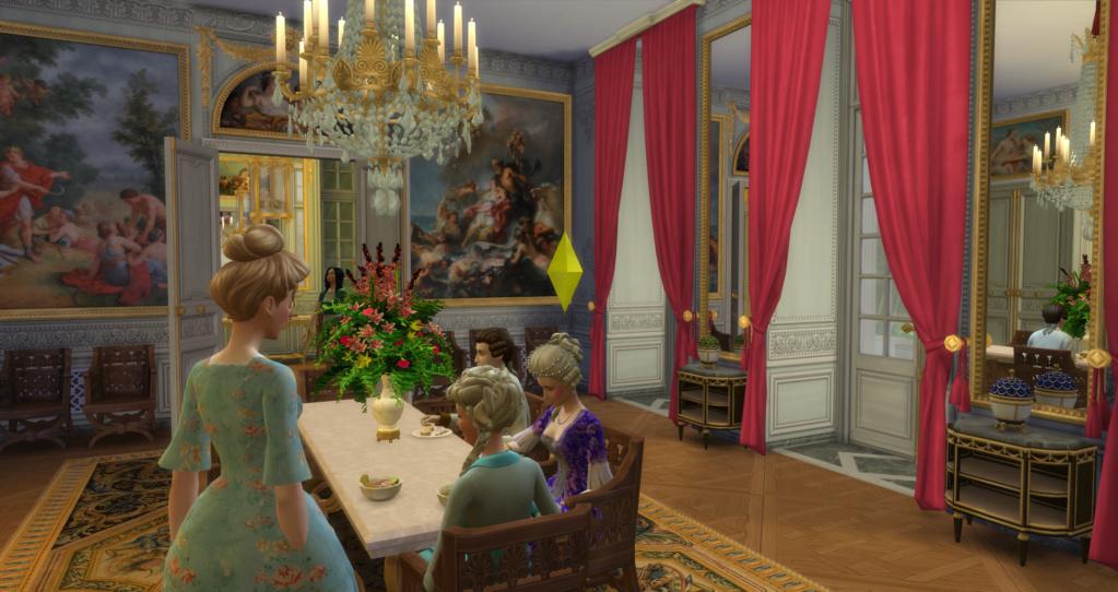 Le Petit Trianon... version Les Sims ! 28-01-11