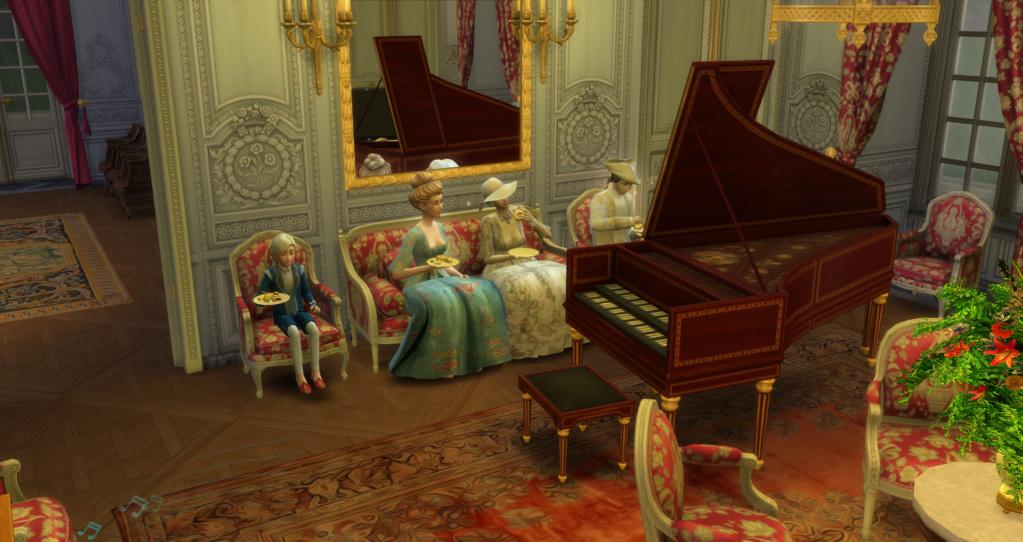 Le Petit Trianon... version Les Sims ! 28-01-12