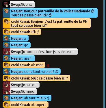 [P.N] Rapports de patrouilles de Neejan A211