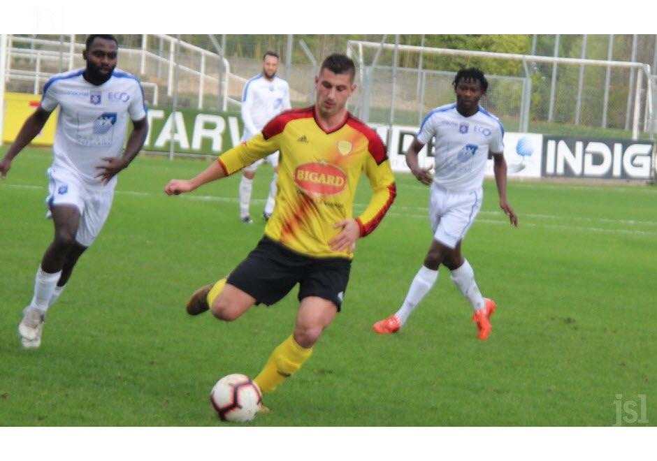 [11ème journée] Louhans-Cuiseaux B - Auxerre C Arthur10