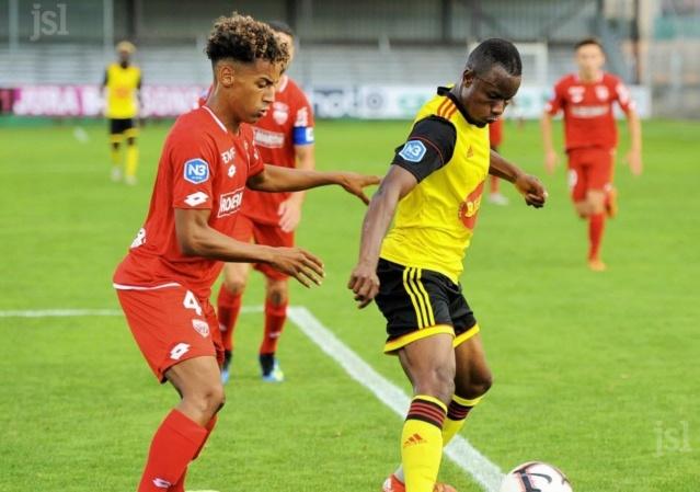 [8ème journée] Auxerre B - Louhans-Cuiseaux Diangi10
