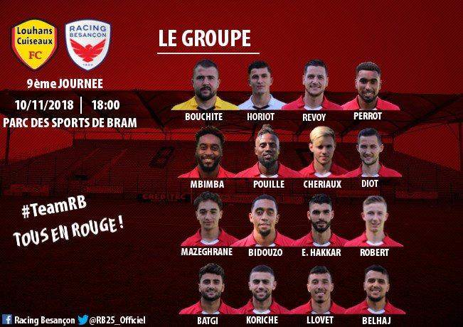 [9ème journée] Louhans-Cuiseaux - Racing Besançon Drlnba10
