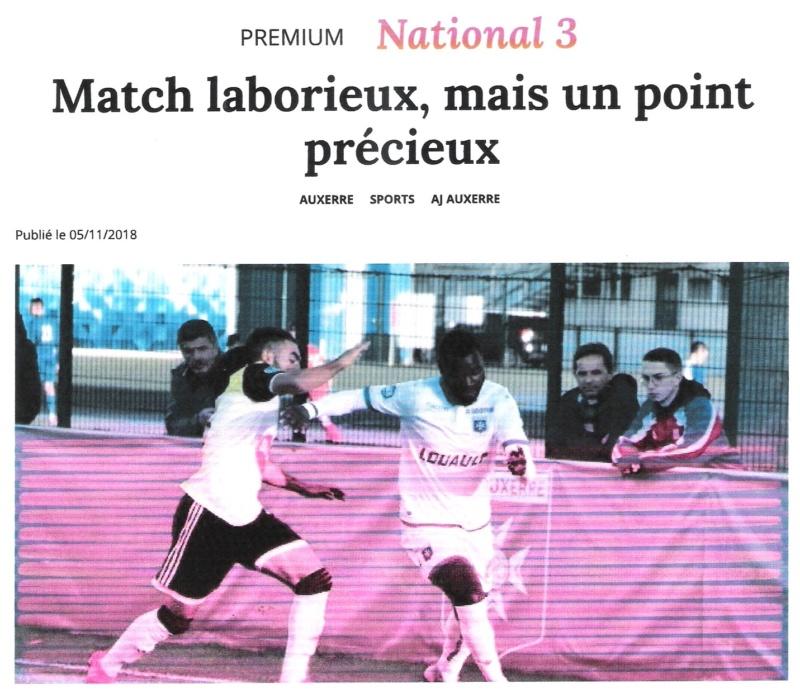 [8ème journée] Auxerre B - Louhans-Cuiseaux - Page 3 Numzor15